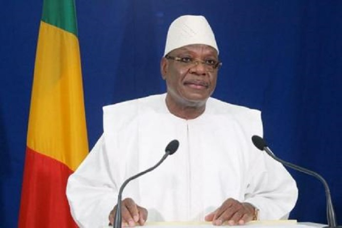 Présidentielle au Mali:  Ibrahima Boubacar Keïta investi par une large coalition