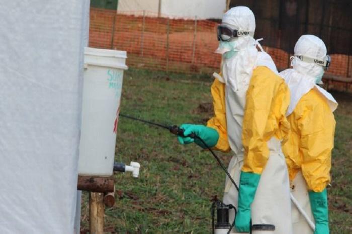 Deux cas d'Ebola confirmés en RDC