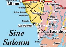 La localité de Joal-Fadiouth, symbole de métissage culturel
