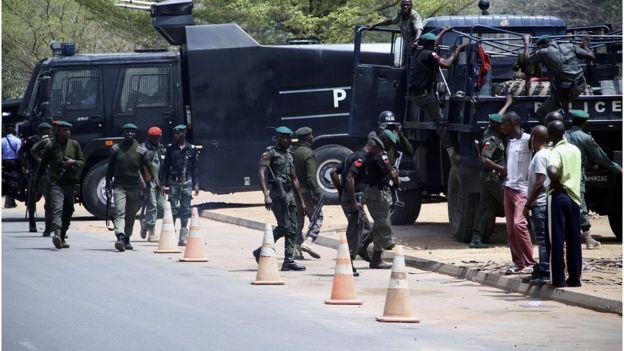 Nigeria : test psychiatrique pour les nouveaux policiers