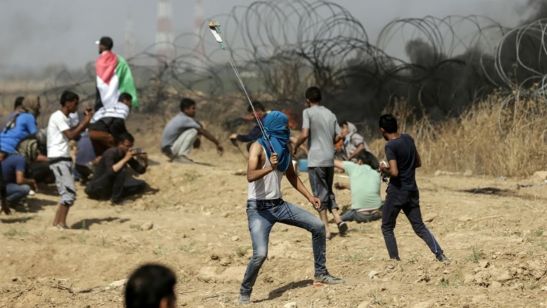 """Encore un vendredi meurtrier à Gaza lors de la traditionnelle """"Marche du retour"""""""