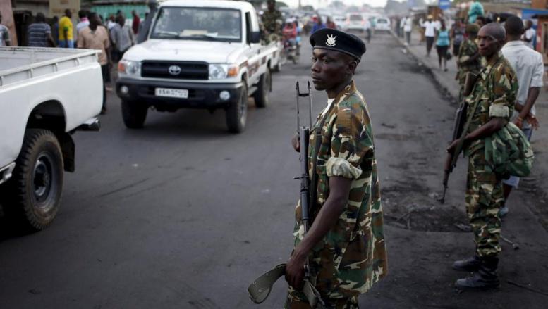 Burundi: une attaque  à Cibitoke fait 23 morts et une dizaine de blessés