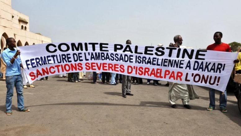 Ambassade américaine à Jérusalem: la société civile sénégalaise se mobilise