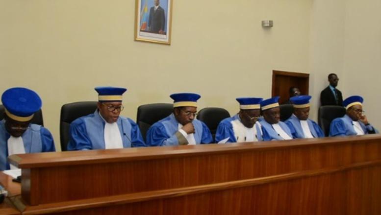 RDC: trois nouveaux juges à la Cour constitutionnelle