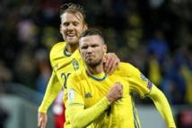 La liste des 23 de la Suède pour la Coupe du monde