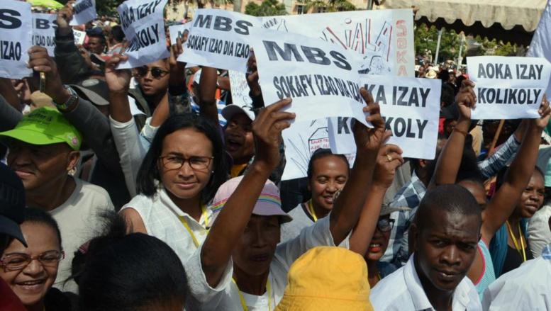 Madagascar: vers un gouvernement d'union?