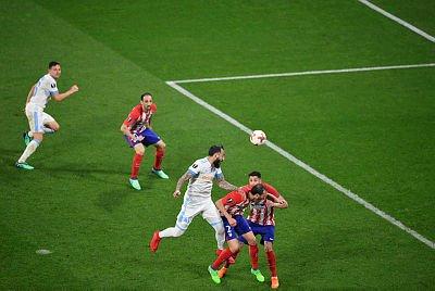 L'Atletico Madrid remporte l'Europa League (3-0)