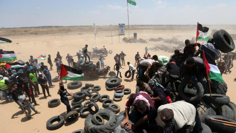 Gaza, Jérusalem: l'embarras des Etats africains
