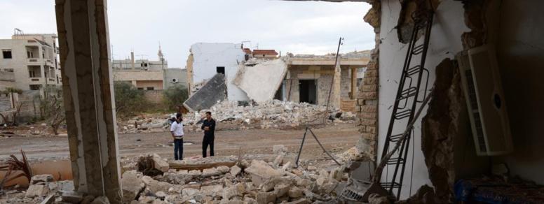 Syrie : l'Organisation pour l'interdiction des armes chimiques confirme l'utilisation de chlore dans une attaque en février
