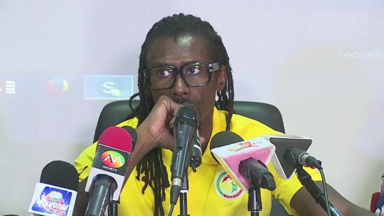 """Aliou Cissé va publier une liste de 24 """"Lions"""" au lieu de 35 ce jeudi"""