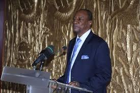 Guinée : Alpha Condé rappelle un ambassadeur…