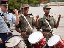 14 juillet: L'Afrique parade sur les Champs-Elysées