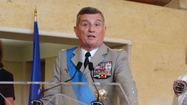 Général Benoît Puga, chef d'état-major des armées sur les 40 ans de Kolwezi