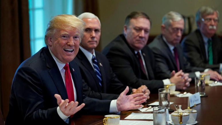 Corée du Nord: Trump le promet, Kim Jong-un ne subira pas le sort de Kadhafi