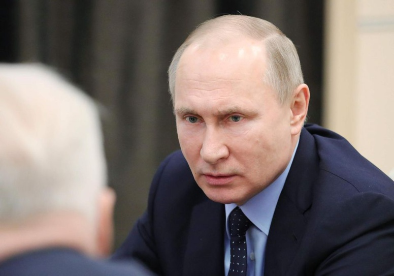 """Poutine a souhaité """"bonne santé"""" à Sergei Skripal"""