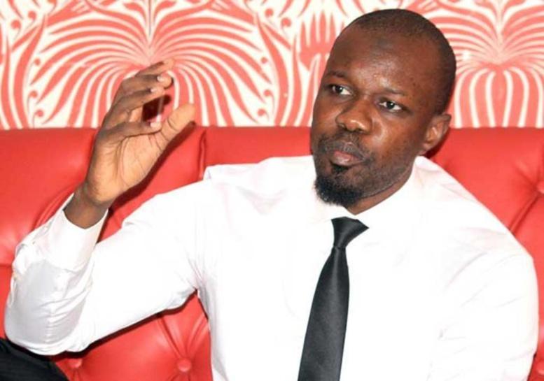 """Ousmane Sonko  : """"le jour où les policiers ont tiré des balles réelles sur nous à l'Ugb"""""""