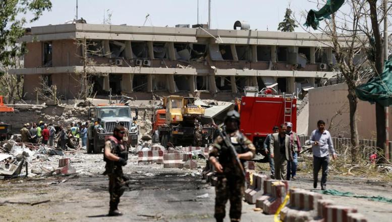 8 morts et 45 blessés dans des explosions lors d'un tournoi de cricket en Afghanistan
