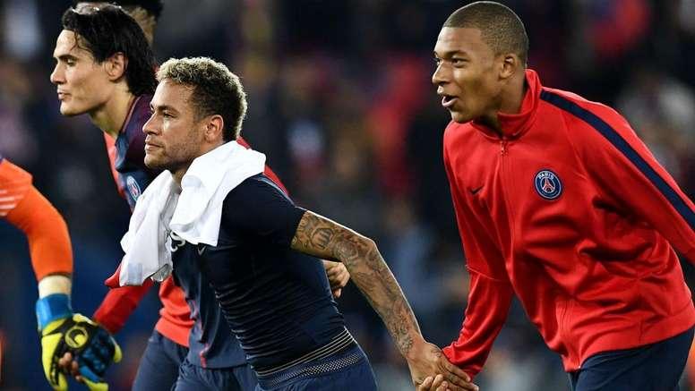 Neymar : « Mbappé sera le futur numéro 1 »
