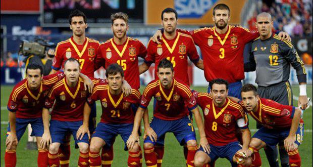 Espagne : les 23 pour le Mondial !