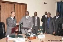 Dakar nouveau siège de l'Organisation de la presse africaine.