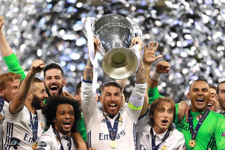 Le Real devient la première équipe à réaliser le triplé en Ligue des champions