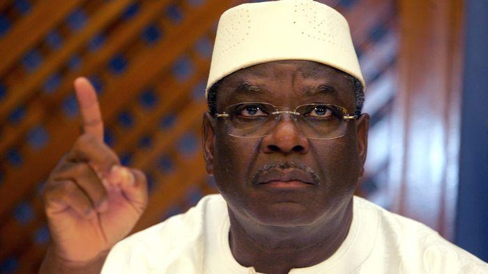 Le président malien vise un second mandat