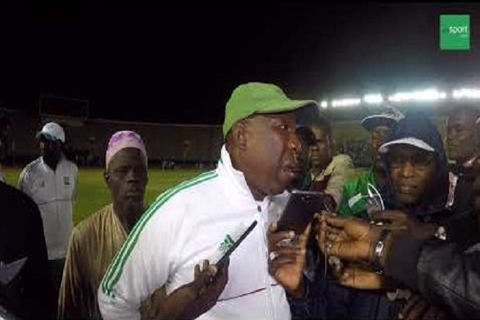 Le coach du Jaraaf Malick Daf répond à ses détracteurs après son sacre