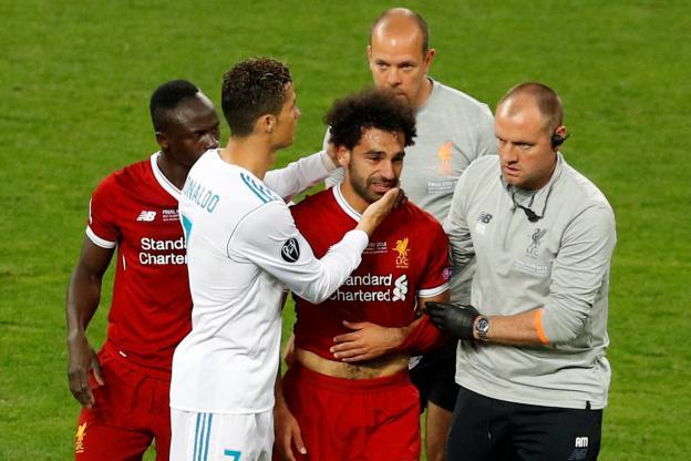 BREAKING - Le médecin de Liverpool donne des nouvelles de Salah
