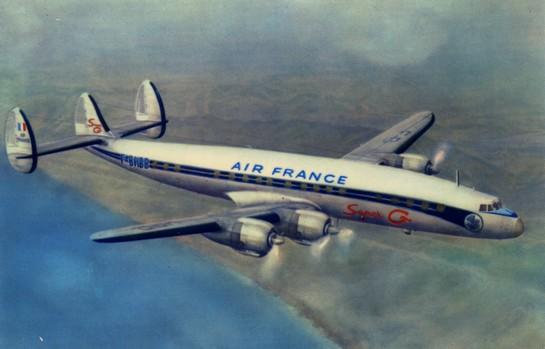 Un avion Air France à destination de Dakar frappé d'une panne en plein vol