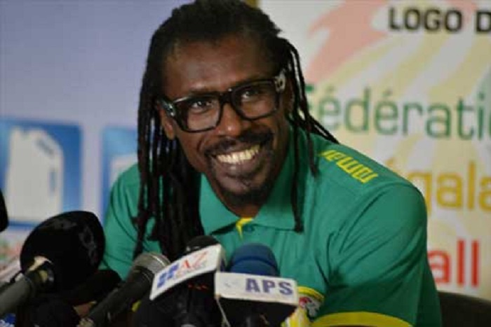 Ramadan : Aliou Cissé est clair, aucun «Lion» ne jeûne