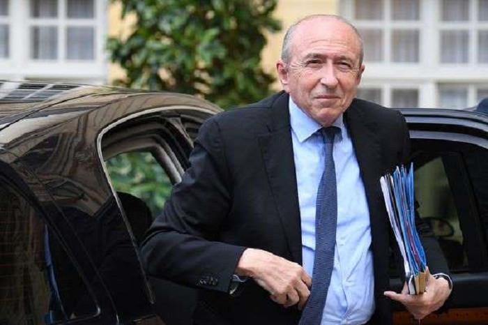 """Pour Collomb """"les migrants font du benchmarking"""""""