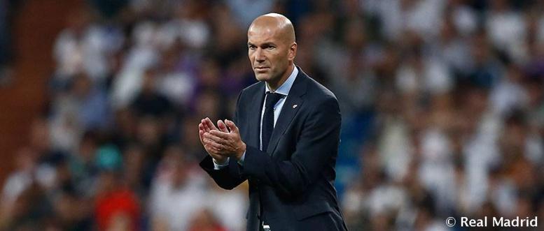 BREAKING - Zidane démissionne du Real Madrid