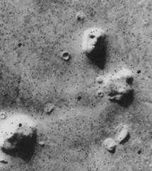 Mars : pas de visage humain sculpté à sa surface, découvrez les nouvelles images