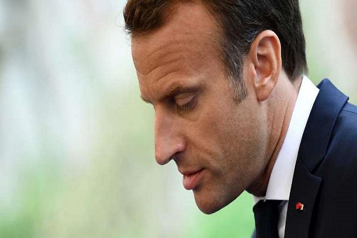 France : Macron au plus bas des sondages, seuls 3 Français sur 10 convaincus par...