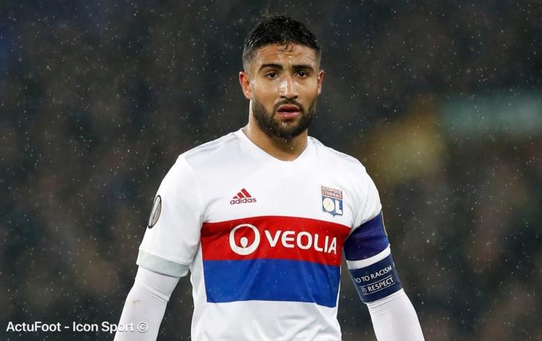 Nabil Fékir à Liverpool pour 60 millions d'euros