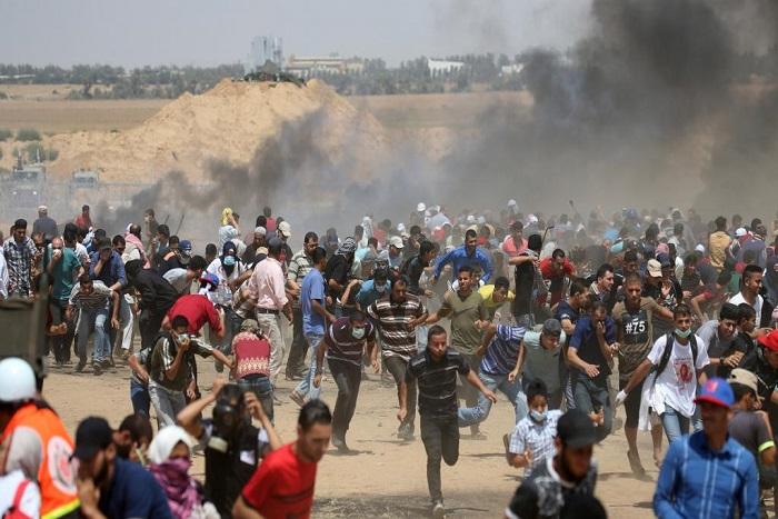 Nouvelles violences le long de la barrière de séparation entre Gaza et Israël