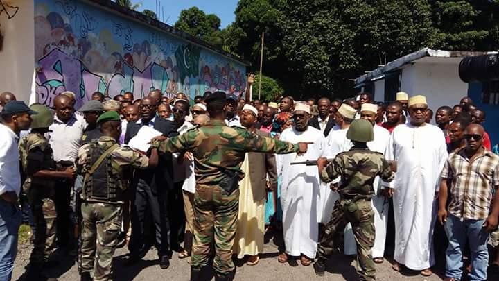 Troisième vendredi de colère aux Comores