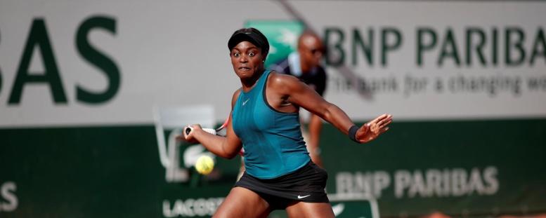 Roland Garros : Stephens affrontera Halep en finale