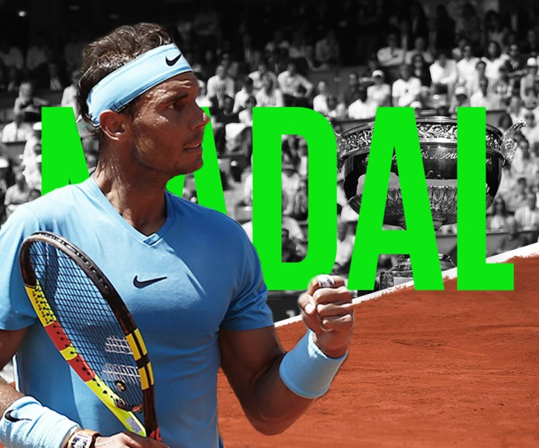 Nadal remporte son 11e titre de Roland-Garros