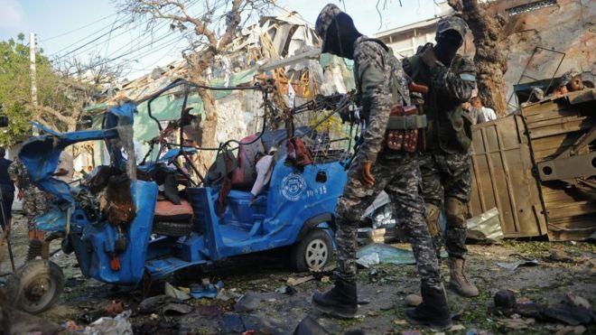 Al Shabab annonce avoir tué 40 soldats en Somalie