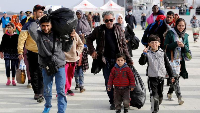 Les réfugiés: travailler pour s'intégrer