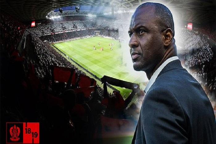 Officiel : Patrick Vieira est le nouveau coach de Nice