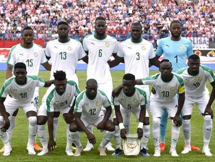 Amical : Le Sénégal bat la Corée du Sud de 2 buts à zéro !