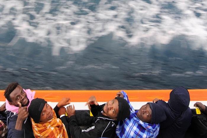 Les migrants de l'«Aquarius» vont finalement pouvoir voguer vers l'Espagne