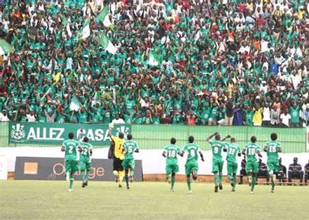 Ziguinchor : Le Casa Sports échappe à la Ligue 2