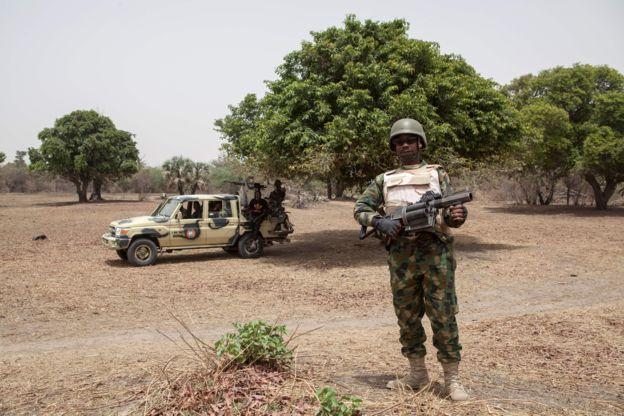 Opération contre Boko Haram au Lac Tchad