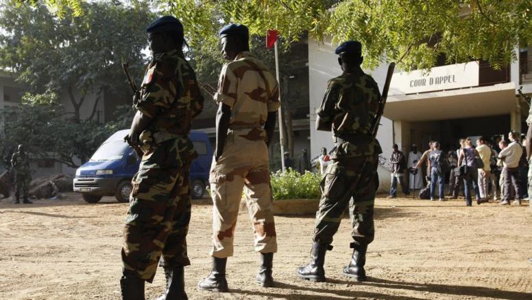 Tchad: les professions judiciaires durcissent leur mouvement