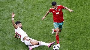 Le Maroc perd devant l'Iran...dans les arrêts de jeu (1-0)