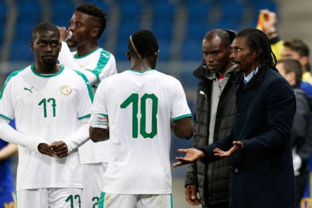 """Aliou Cissé sur le phénomène """"Sadiomania"""": """"tout le jeu sénégalais ne doit pas reposer sur Mané seulement"""""""