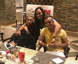 PHOTO - Neymar a changé de coiffure